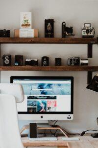Home Office Morning Mindset